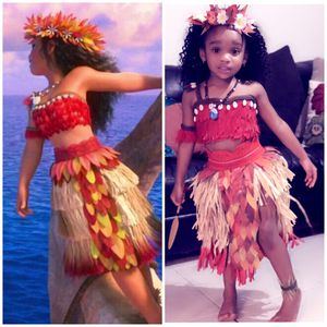 Custom made Moana Voyager costume (3T/4) for Sale in Riviera Beach, FL
