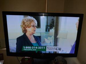 Panasonic 50 inch led flat screen for Sale in Pawtucket, RI