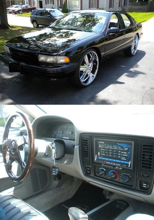 1996 Chevy Impala Sedan for Sale in Cleveland, OH