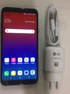 Lg Q7 + T-Mobile New for Sale in Phoenix, AZ