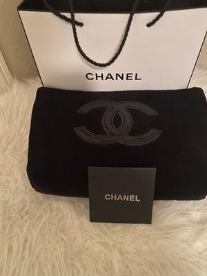Chanel make up bag! Medium size for Sale in Las Vegas, NV