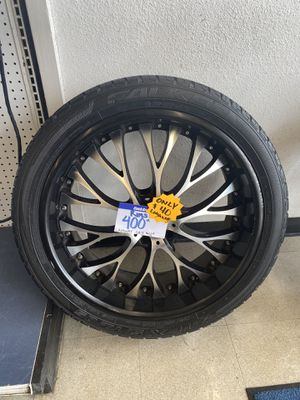 "22"" Rims for Sale in Humble, TX"