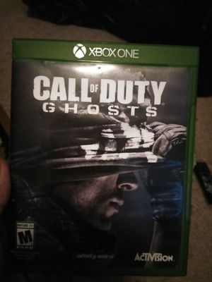 COD GHOST FOR PS4 for Sale in Oxon Hill, MD