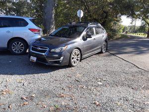 Subaru impreza hatchback 2015 for Sale in Lutherville-Timonium, MD