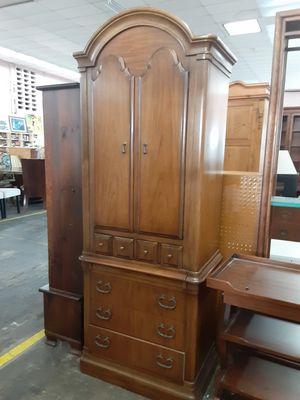 antique cabinet wood, gabetero de madera, antique for Sale in Hialeah, FL