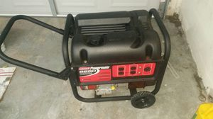 Generator works great 6250 watts $200 OBO for Sale in NW PRT RCHY, FL