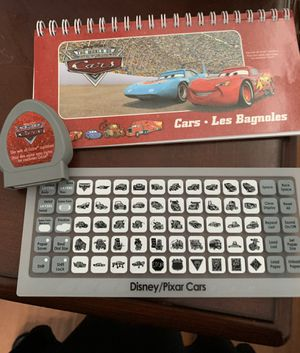 Disney Cars Cricut Cartridge LINKED for Sale in New Port Richey, FL
