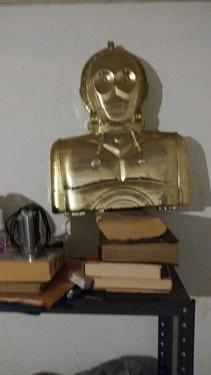 C3po star wars figure carrier only for Sale in Tyler, TX