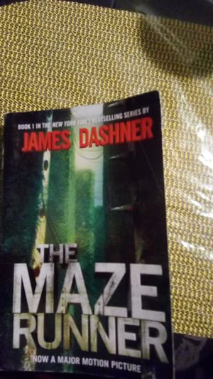Maze runner books collection for Sale in Phoenix, AZ