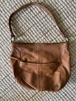 The Sak brown cognac leather purse for Sale in Eugene, OR
