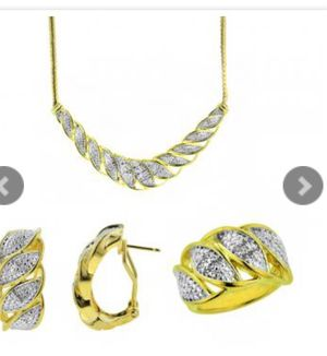 Women jewlery no real gold for Sale in Beltsville, MD