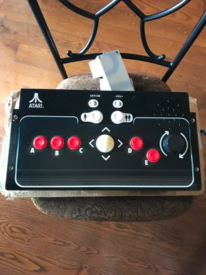 1up Arcade 12-1 Asteroids Centipede Control Panel and Pcb for Sale in Mountain Pass, CA