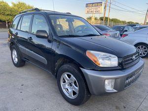 2002 Toyota RAV4 for Sale in Dallas, TX