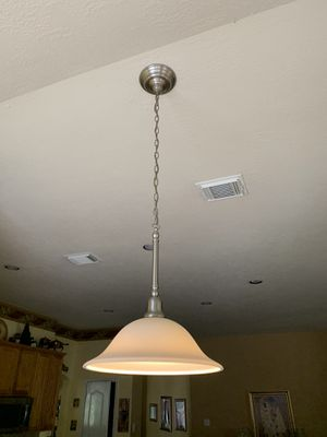 Light fixture for Sale in Humble, TX