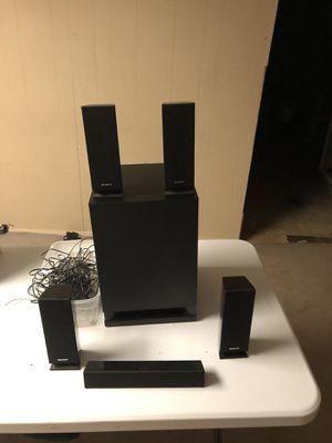 Sony Model SS-WSB102 Speaker for Sale in Parsippany-Troy Hills, NJ