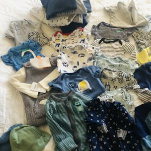 Lot of Boy Clothes 0-18months for Sale in Mesa, AZ
