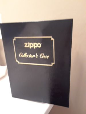 Zippo Collectors Cases for Sale in Frederick, MD