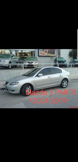 Partes parts only 2004 to 2009 Mazda 3 for Sale in Bell Gardens, CA