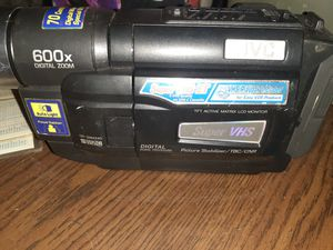 Jvc compact VHS camcorder for Sale in Palmdale, CA