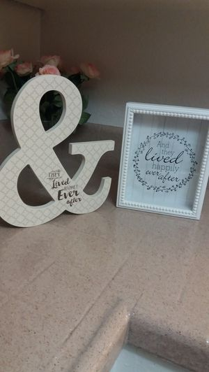 Wedding table display both $30 for Sale in Santa Ana, CA