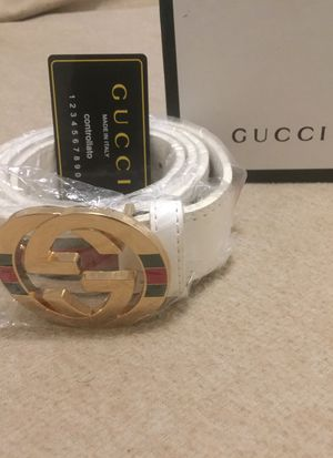 Authentic Gucci belt w/box (dust bag not included) size 115cm *No returns - No Trades - No refunds* for Sale in Baltimore, MD