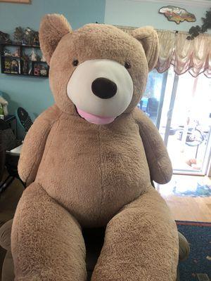 11ft Light Brown Gigantic Teddy Bear Plush Animal for Sale in Baltimore, MD