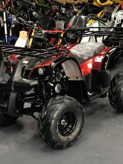 125D mid size atv on sale for Sale in Dallas,  TX
