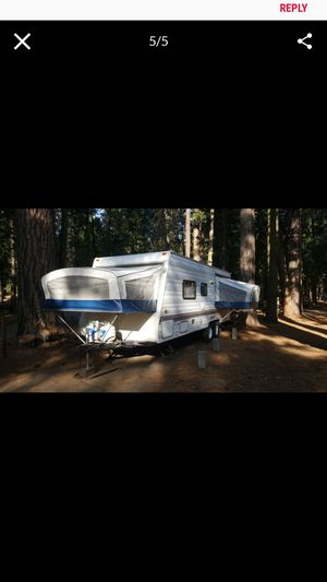 2002 21ft Tahoe Lite Trailer for Sale in Stockton, CA