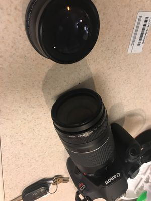 Canon t5 for Sale in Lost Nation, IA