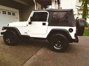 Jeep Wrangler test available!! for Sale in Cincinnati, OH