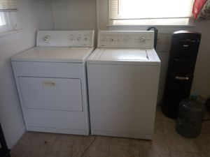 Kenmore Washer an dryer for Sale in Fresno, CA