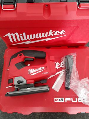 New Milwaukee Fuel ⛽ M18 Jig Saw for Sale in North Miami Beach, FL
