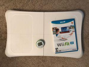 Nintendo Wii Fit U Bundle for Sale in Marietta, GA