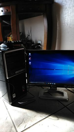 Computer with games for Sale in Phoenix, AZ