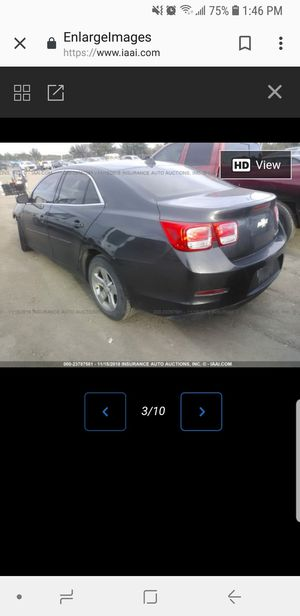 2014 chevy Malibu 2.5 parts parts for Sale in Houston, TX