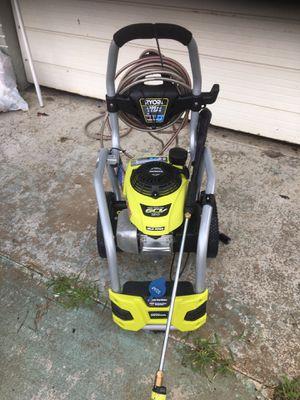 Ryobi 3100 psi pressure cleaner for Sale in Port Richey, FL