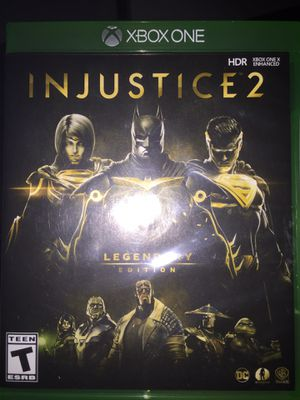Injustice 2 for Sale in Bloomington, CA
