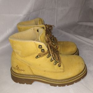 Steel Tow Work Boots Size 7.5 for Sale in Duluth, GA