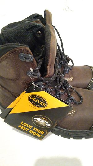 Oliver Men's Steel Toe Boots NEW Size 8 for Sale in Columbus, OH