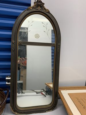 Antique WWII German bedroom mirror for Sale in Washington, DC