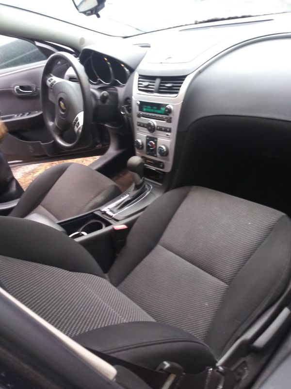 Chevy Malibu 2013