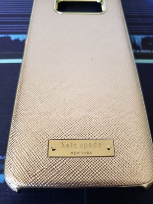 Kate Spade Gold Samsung case. for Sale in Fremont, CA