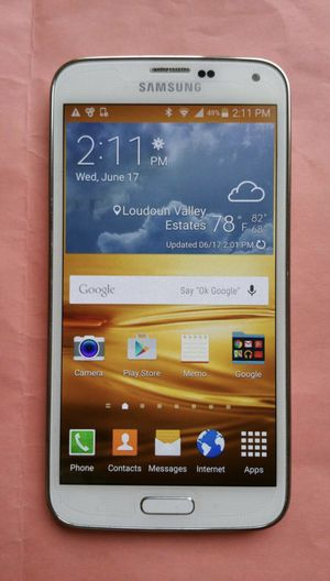 Samsung Galaxy S5 16Gb Unlocked for Sale in Ashburn, VA