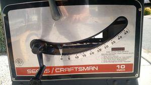 Craftsman circular table saw for Sale in East Wenatchee, WA