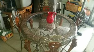 Breakfast table & chair set for Sale in Chula Vista, CA