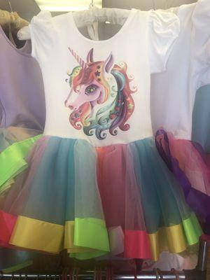 Unicorn tutu dress for Sale in Los Angeles, CA