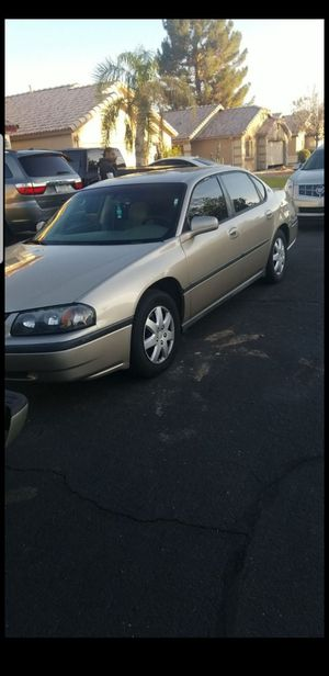 2001 Chevy Impala for Sale in San Tan Valley, AZ