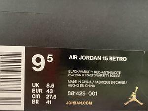 Jordan Retro15 for Sale in FL, US
