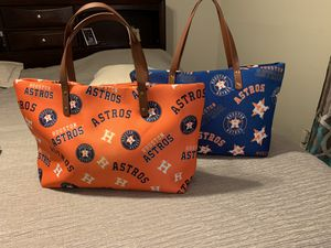 Houston Astros Tote Bag (soft polyester) New for Sale in Houston, TX