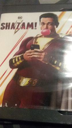 Shazam dvd MARVEL movie for Sale in Yakima,  WA